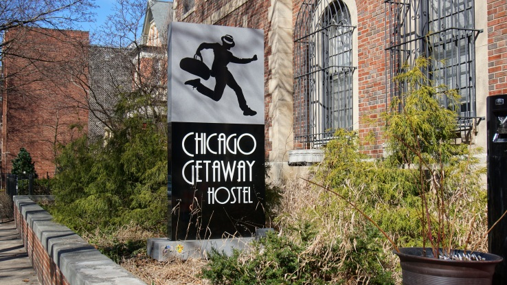 the Chicago getaway hostel in Lincoln park